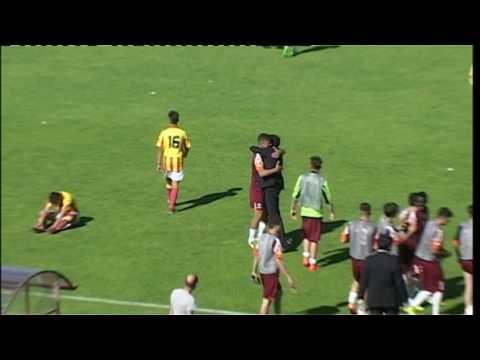 Play-off Berretti / Arezzo-Lecce 2-0