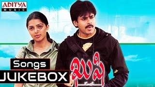 Video Kushi Telugu Movie Full Songs || Jukebox || Pawan Kalyan,Bhoomika MP3, 3GP, MP4, WEBM, AVI, FLV April 2018