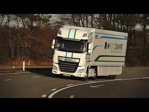 Emissionsarme Mobilität in Europa mit dem Hybridauto