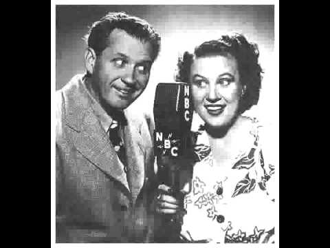 Fibber McGee & Molly radio show 6/9/42 Pot Roast Dinner