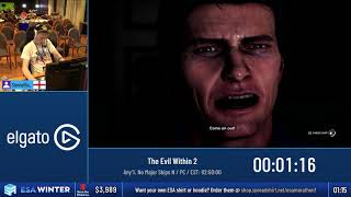 #ESAWinter19 Speedruns - The Evil Within 2 [Any% No Major Skips N] by StevieBlu_