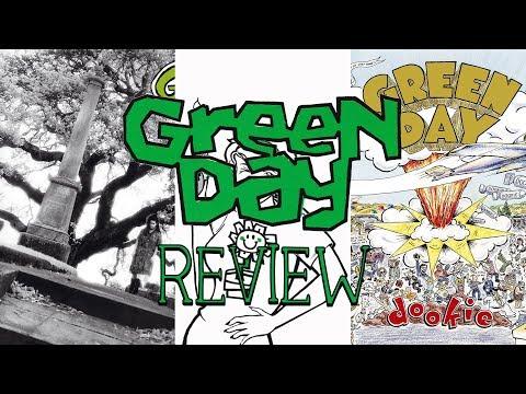 Green Day - 39/Smooth, Kerplunk & Dookie Reviews   GizmoCh