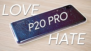 Video Huawei P20 Pro - 5 things I LOVE and 5 things I HATE MP3, 3GP, MP4, WEBM, AVI, FLV Oktober 2018