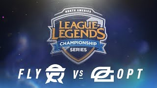 Video FLY vs. OPT - Week 5 Day 2 | NA LCS Spring Split | FlyQuest vs. OpTic Gaming (2018) MP3, 3GP, MP4, WEBM, AVI, FLV Juni 2018