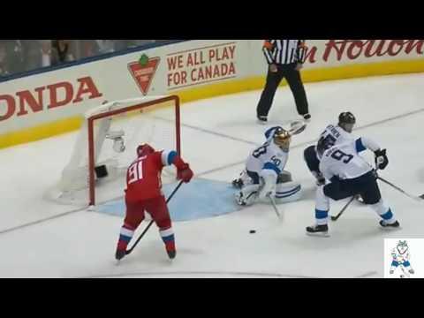 РОССИЯ – ФИНЛЯНДИЯ  3-0 ~ ХОККЕЙ ~  КУБОК МИРА 2016  ~ ОБЗОР МАТЧА (видео)