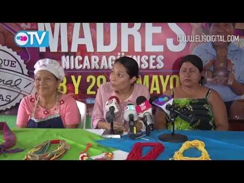 Delicioso vaho y bellas artesanías de manila estarán a la venta en Feria dedicada a las Madres