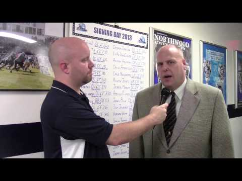 2013 Northwood Football Recruiting Recap