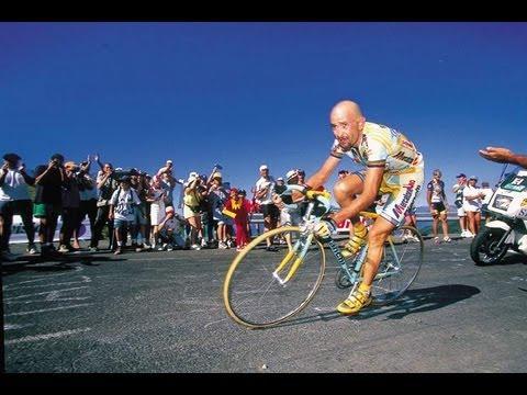 i miti del ciclismo - marco pantani