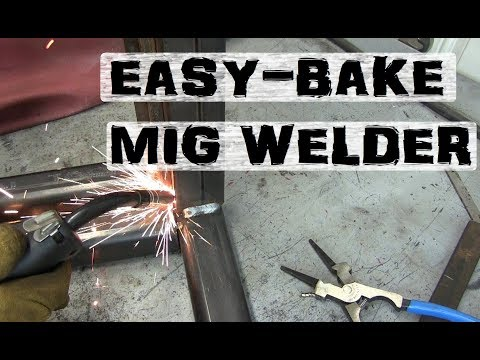 MIG WELDER MISTAKES  Tricks and First Project