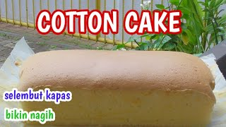 Video Resep Kue Selembut Kapas / Condensed milk Cotton Cake Bikin Nagih MP3, 3GP, MP4, WEBM, AVI, FLV Maret 2019