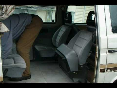 Subaru SVX 3.3L conversion in VW Vanagon Syncro - Porsche Sound