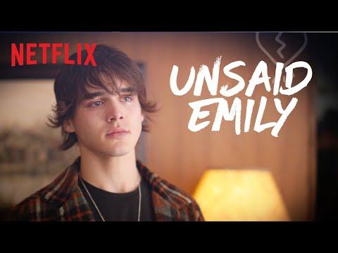 """Unsaid Emily"" Lyric Video | Julie and the Phantoms | Netflix Futures"