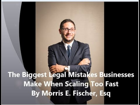 The Biggest Legal Mistakes Businesses  Make When Scaling Too Fast