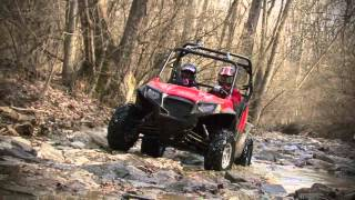 1. 2013 Polaris RZR S Test