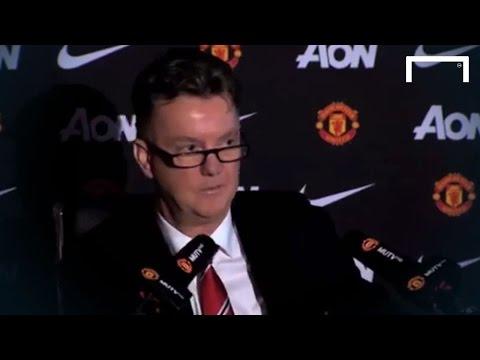 Video: Van Gaal's unique injury report!