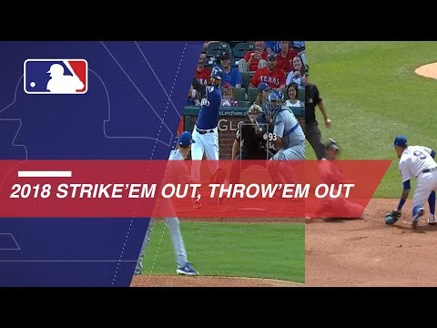 Video: Strike 'Em Out, Throw 'Em Out