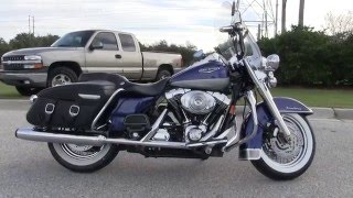 10. 2006 Harley Davidson Road King Classic for sale in Plant City FL