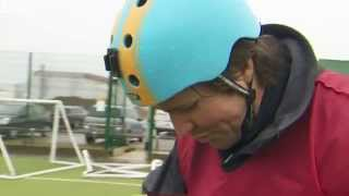 Segway Polo BBC Breakfast with Mike Bushell