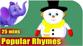 Nursery Rhymes Vol 5 - Collection Of Thirty Rhymes