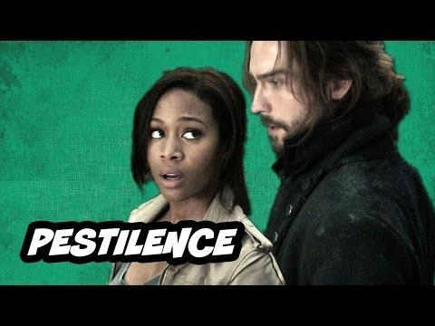 Sleepy Hollow 2013 Episode 5 Review - Ichabbie VS Pestilence
