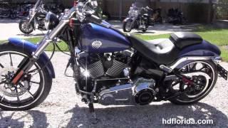 8. New 2015 Harley Davidson Softail Breakout - Specs
