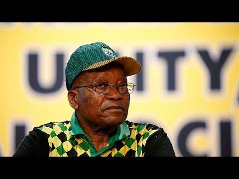 Südafrikas ANC fordert Präsident Zuma zum Rücktritt a ...