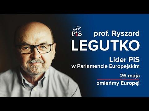 Adam Bujak popiera prof. Legutkę