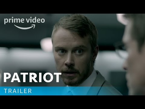Patriot Season 1 - Launch Trailer | Prime Video