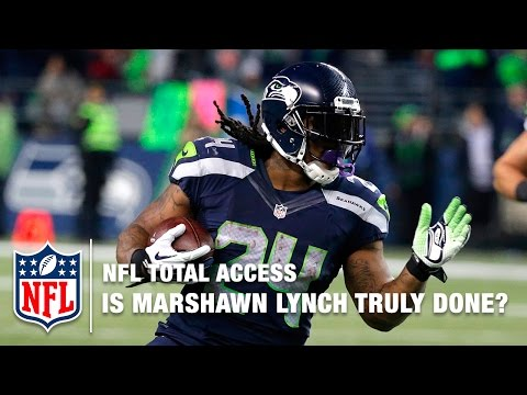Video: Could Marshawn Lynch Play For The Raiders? | NFL Total Access