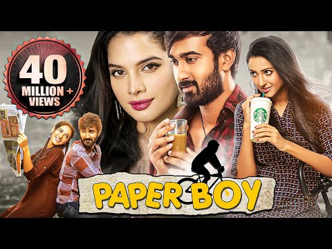 Paper Boy (2020) NEW RELEASED Full Hindi Dubbed Movie | Santosh Sobhan, Riya Suman