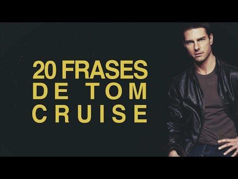 Poemas cortos - 20 Frases de Tom Cruise para conocerlo mejor