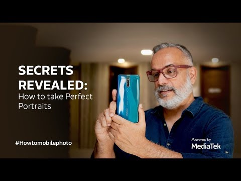 Secrets Revealed: How to take Perfect Portraits ft. OPPO F11 Pro | Part-I