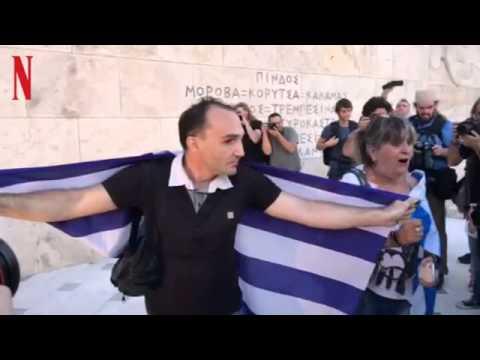 Σύνταγμα: Στιγμιότυπο από το συλλαλητήριο ενάντια της συμφωνίας