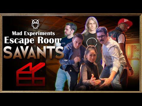 IDIOT OR GENIUS?! | NE6 Tries Solving an Online Escape Room