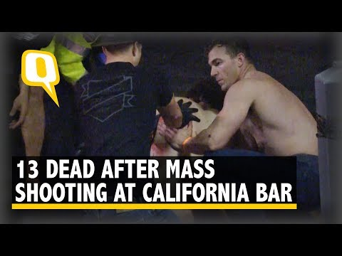 11 Victims, Shooter & Cop Dead in Mass Shooting at California Bar