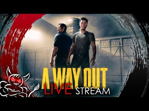 A Way Out - Ezida и Bes Бегут из Шоушенка [Стрим] (видео)