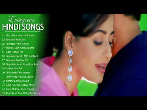 Old Hindi songs Unforgettable Golden Hits 💘 Ever Romantic Songs  Alka Yagnik Udit Narayan Kumar Sanu