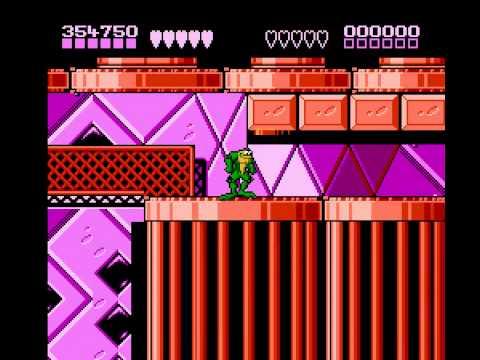 Battletoads Double Dragon NES