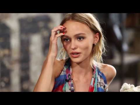 Lily-Rose Depp - French and English Interviews Part 2 (Fall 2016)