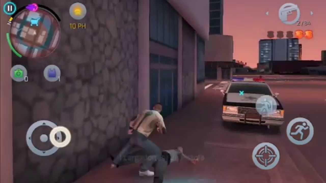 Descargar Descargar Gangstar Vegas [1.6.0] [APK+SD] [MEGA] ANDROID para celular #Android