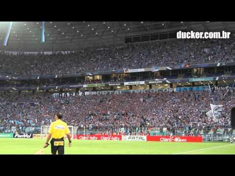Grêmio 0 x 0 Inter - Gauchão 2016 - Hoje eu vim te apoiar - Geral do Grêmio - Grêmio