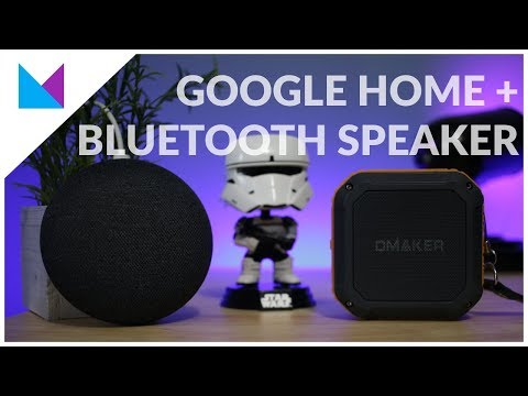 How to Connect Google Home to a Bluetooth Speaker - Tech Tips Tuesday!
