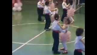 ankara polatlı atatürk ilkokulu anaokulu 23 nisan dans gösterisi