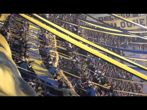 Boca Bolivar Lib16 / Queremos la copa - La 12 - Boca Juniors