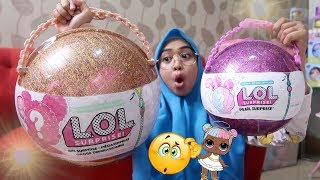 Video UNBOXING LOL SURPRISE  JUMBO (PEARL) - KEREN BANGET!! - Ria Ricis MP3, 3GP, MP4, WEBM, AVI, FLV Januari 2019