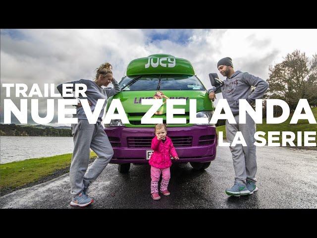 Trailer Nueva Zelanda. La serie