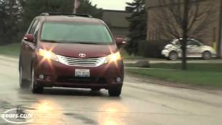 2013 Toyota Sienna  Car Video Review
