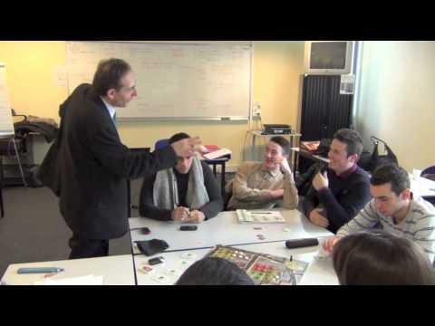 Le jeu vu par CCI formation Lyon