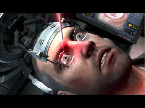 Dead Space 2. Needle In The Eye, Isaac Death Scene. HD 1080p.