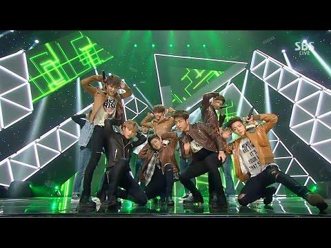 iKON - '덤앤더머(DUMB&DUMBER)' 0117 SBS Inkigayo